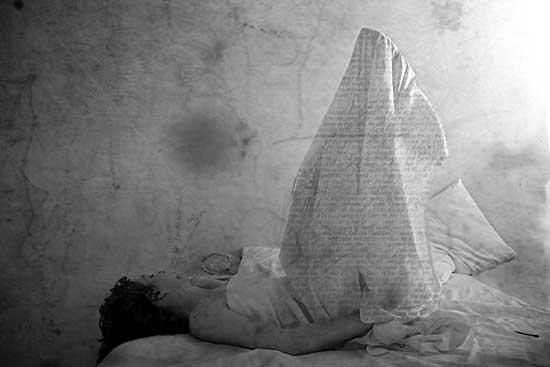 Navegante nocturno, fotografía digital, 30 3 20 cm, 2007
